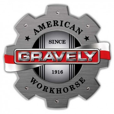 00425900 - DECAL- GRAVELY @ HOME